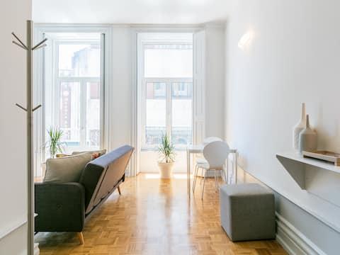 1 bedroom apartment bolhão market beje