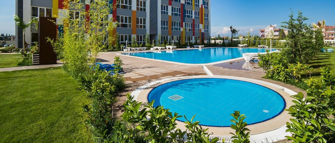 Studio Lego, The new living center of Antalya. - Kepez