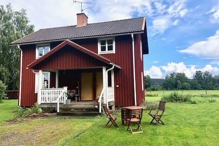 Whole flat in Swedish cottage (ground floor)