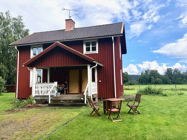 Whole flat in Swedish cottage (top floor)
