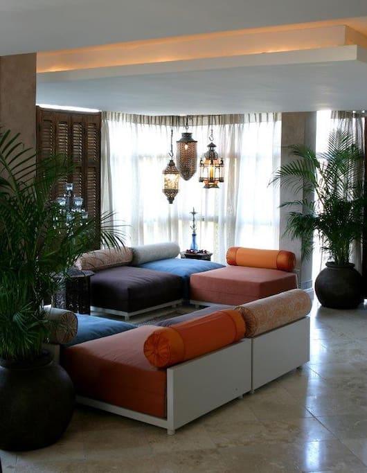 Recline Lounge