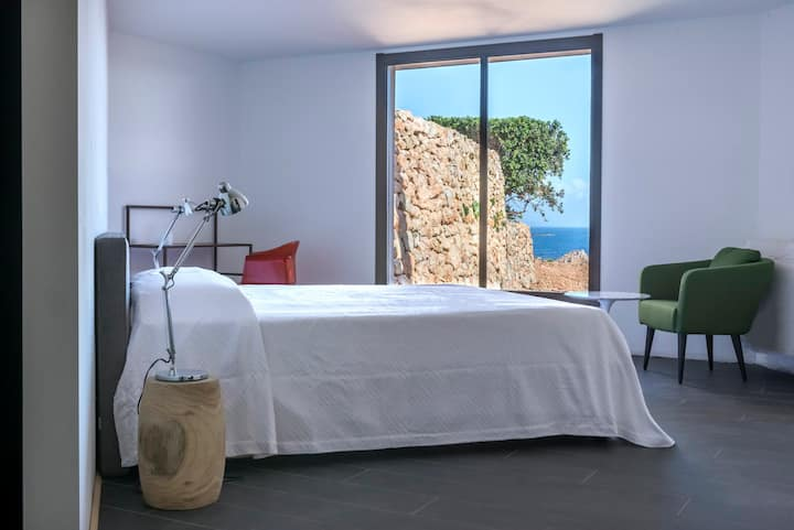 Deluxe  Double Room | Seaview | Favignana