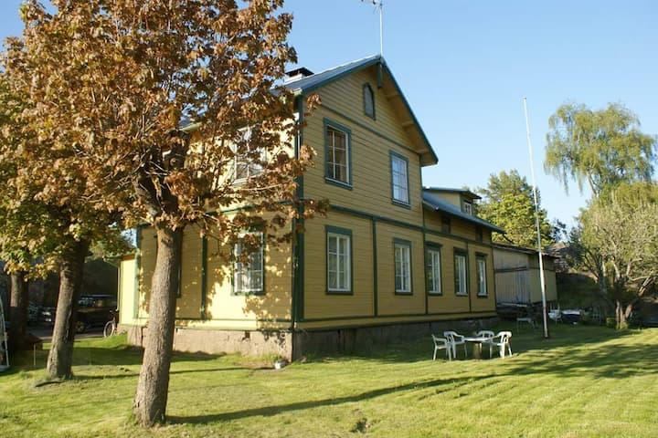 Villa Jääskelä Hanko - room 5, Atelier