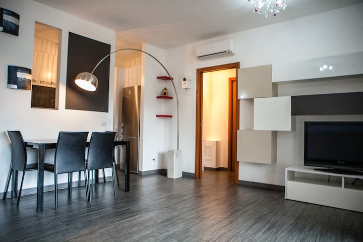 New & Stylish Apartment in Rome: Welcome!