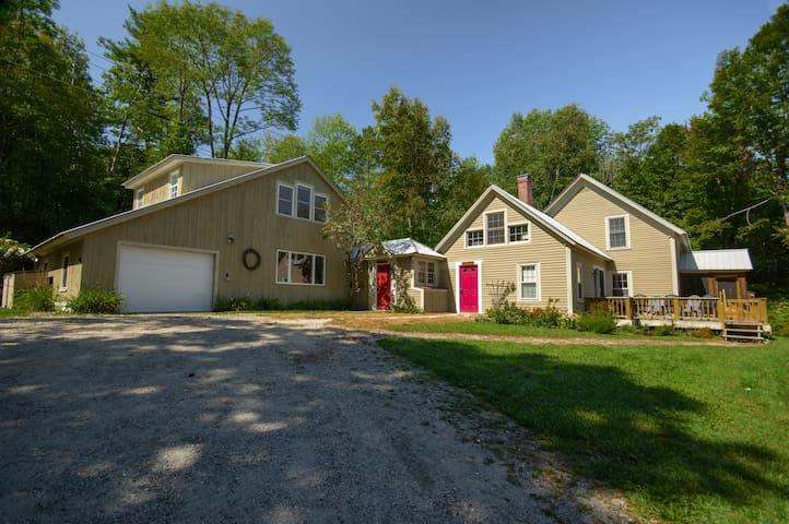 Taylor Farm House + Guest House!