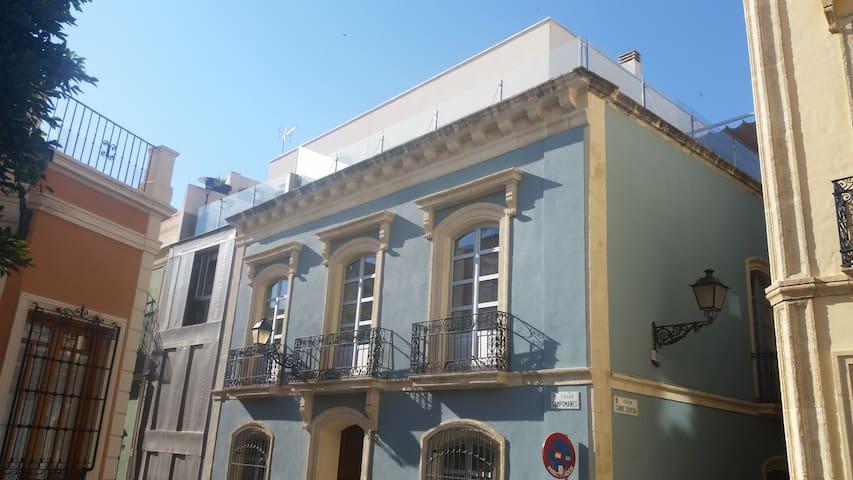 APARTAMENTO MODERNO JUNTO A LA CATEDRAL - Almería - Apartemen