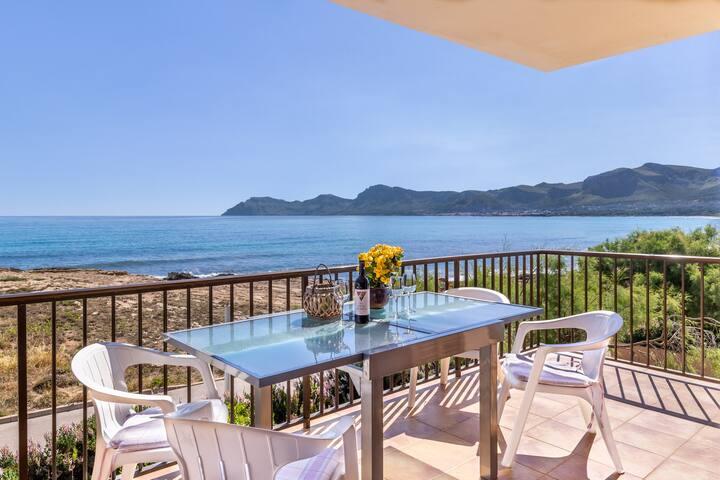 Ferienhaus für 6 Gäste mit 150m² in Son Serra de Marina (120515)