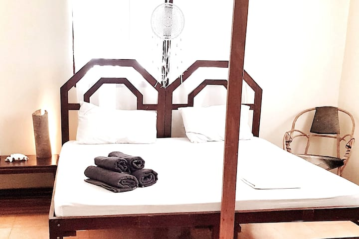 Double Room 1 bed nr 2 - Hakuna Shida Guesthouse