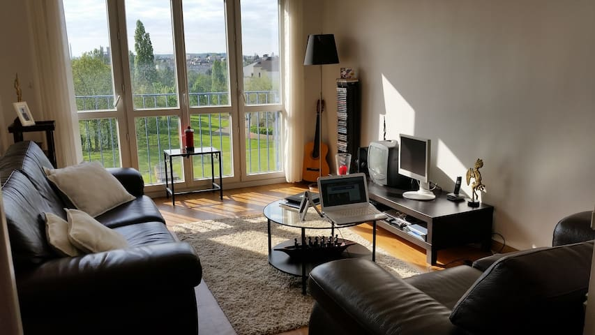 Lovely Apartment, Spacious and close to Paris - Mantes-la-Jolie
