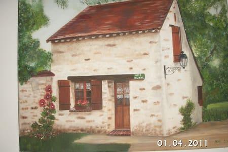 MAISONNETTE BRIARDE COSY/DOUILLETTE - Frétoy - Casa