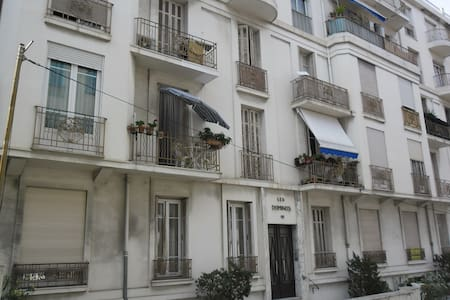 NICE STUDIO 29M2 NEXT TO THE SEA VICINO AL MARE - Wohnung