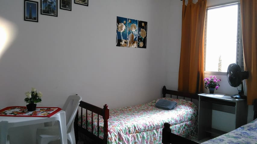 Guest house in the Chacara Santo Antonio.