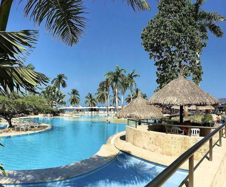 Apartamento Zuana Beach Resort 8 personas
