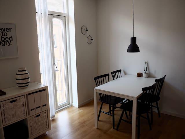 Central room next to Aros - Aarhus - Apartamento
