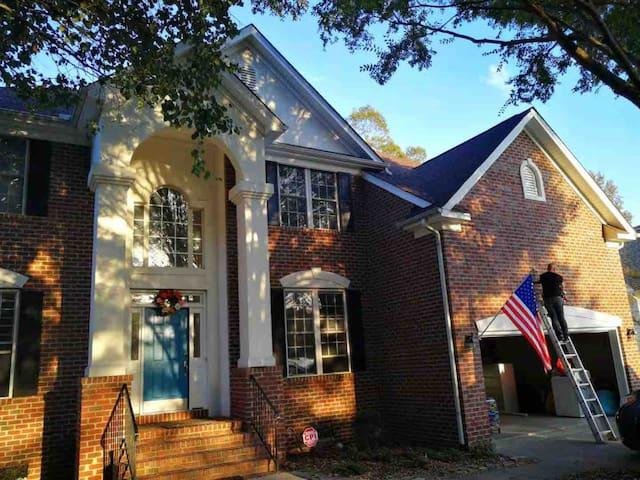Scholars house( B)