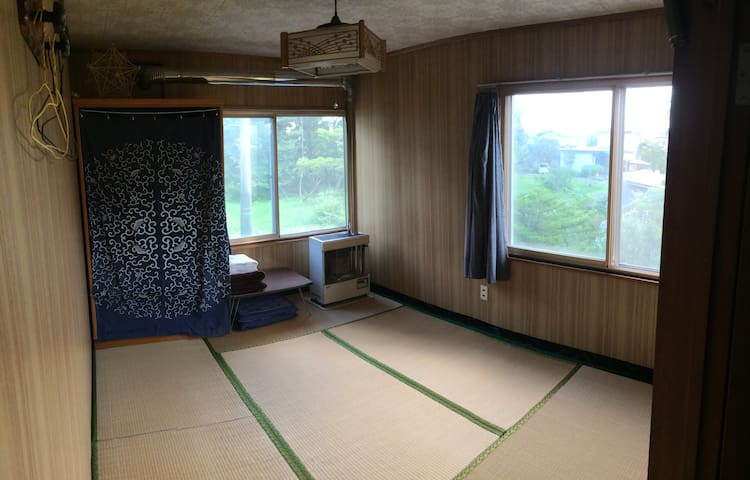 Private onsen in the house, 2 people room