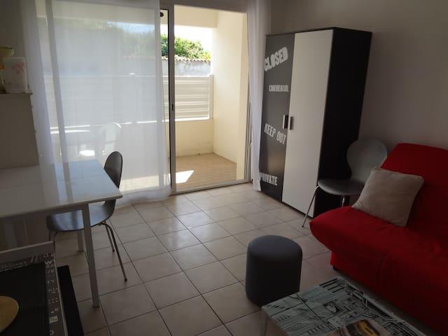 STUDIO CAT - La Rochelle - Condominium