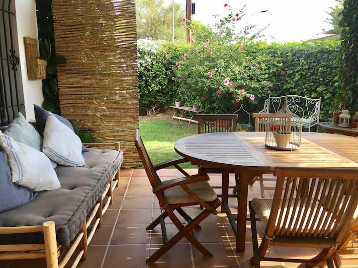 Very cozy villa near Sitges