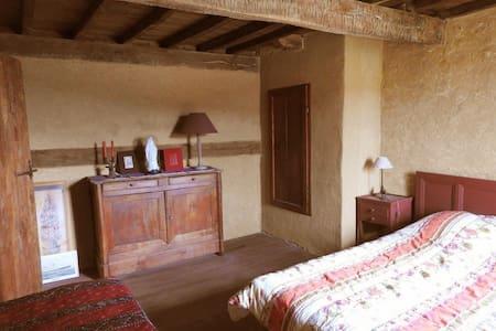 Maison de vacances dans l Ariège - Sainte-Croix-Volvestre - Hus