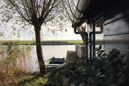 The Datsja - relax in the Amsterdam wetlands
