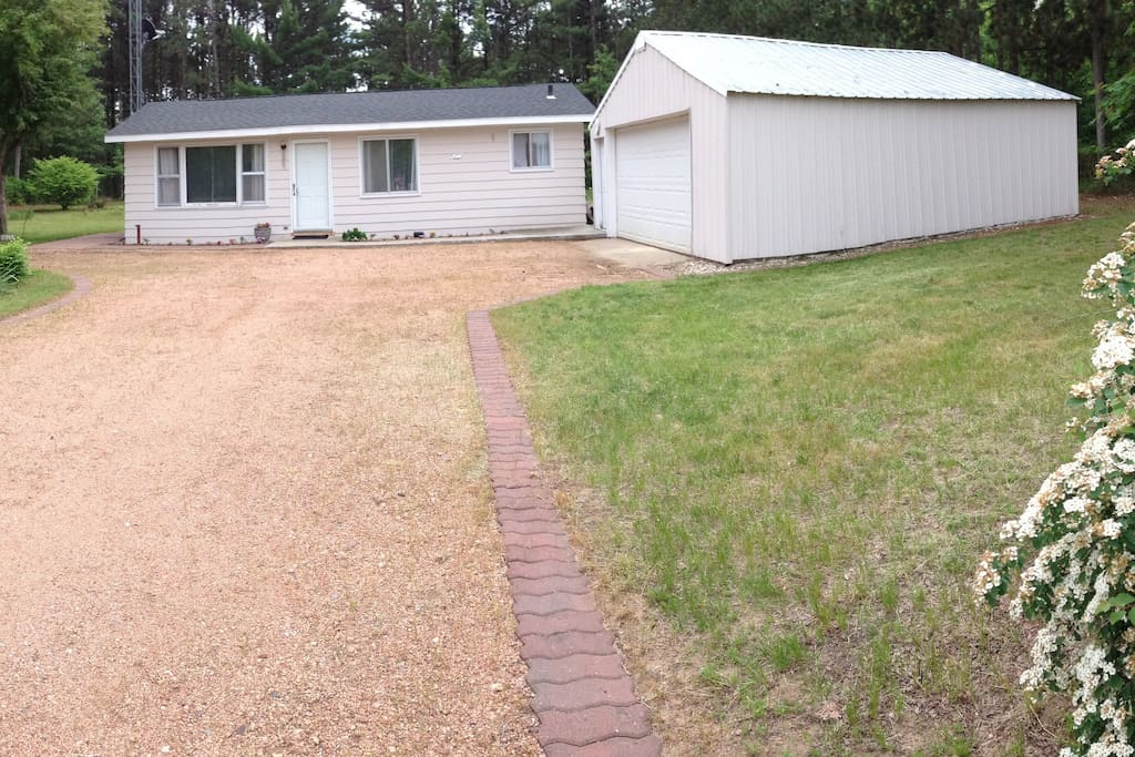 Quiet Cottage Near Castle Rock Lake Cabins For Rent In