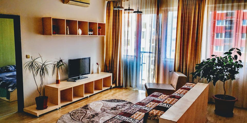 Rent Big apartment Romania, Arad, Ared, UTA