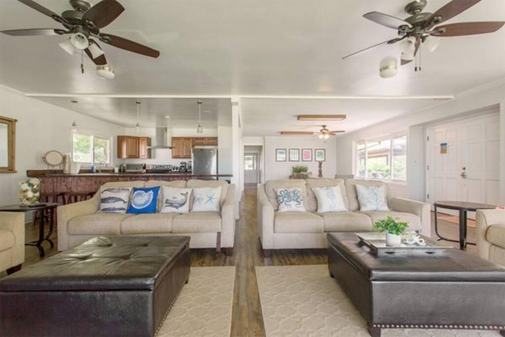Nui- Living Room