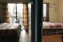 Full view of Master Bedroom and Bedroom 2