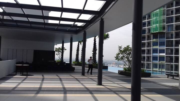 Studio Apartment I-City Soho