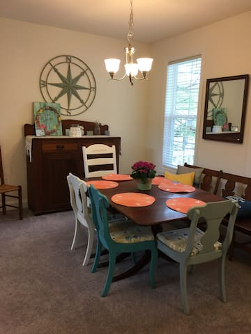 Spacious home in Bethany-no youth groups-FR linen