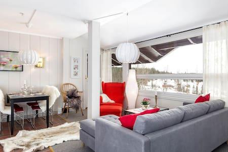 Modern apartment - 2 bed rooms - Hemsedal - 公寓
