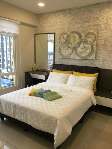Leisure HomeStay@ The Majestic - Ipoh - Apartament