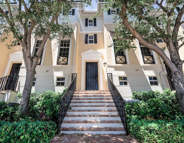 Delray Beach - Atlantic Avenue  Town House