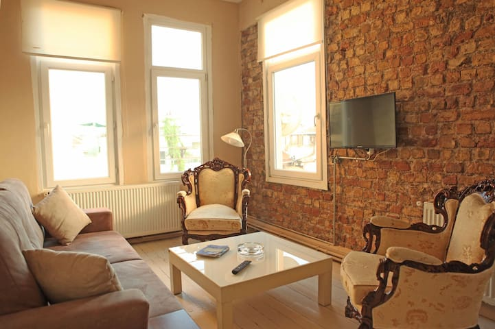 Experience the city stay in Galata