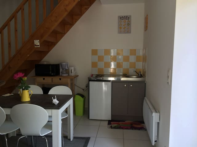 sweet studio - Beauregard-de-Terrasson - Apartment