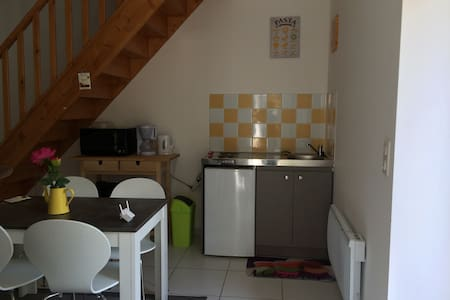 sweet studio - Beauregard-de-Terrasson - Apartament