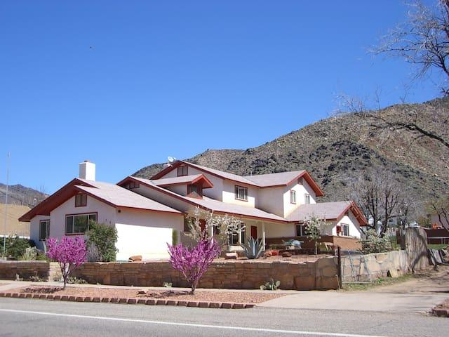 The Boulevard House