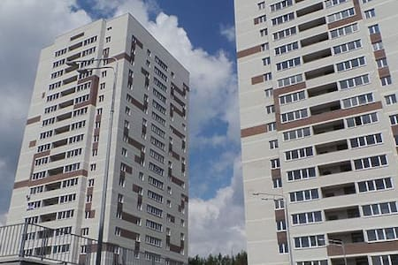 Апартаменты на геологоразведчиков 44А - Tyumen' - Aparthotel