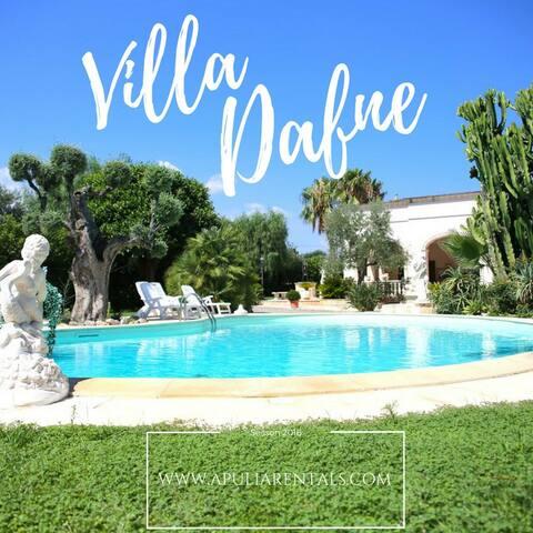 Luxury Villa Dafne with pool 2km from the sea - Fasano - Villa