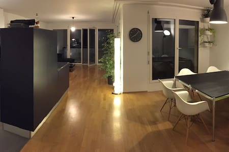 Spacious Room, central and modern - Bern