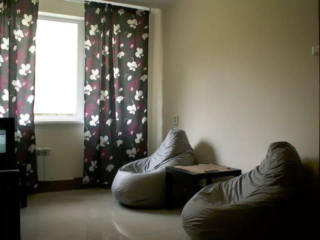 Квартира чистая, с  ремонтом и недорого!
