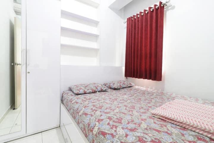2 Bedroom at Bintang Residence at Center Point BKS