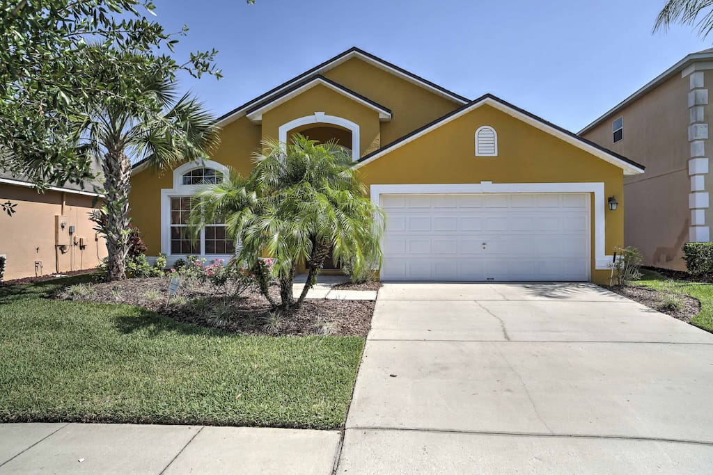 Your lovely Orlando area home-away-from-home awaits!