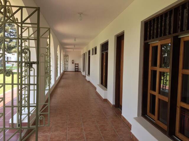 Hotel bodega el huarango