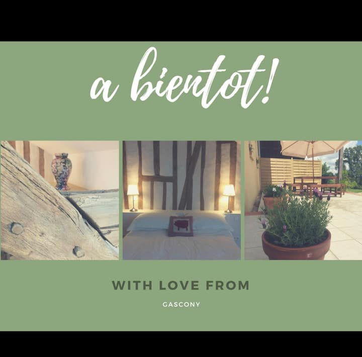 Au Debent B&B Light, Spacious and Airy