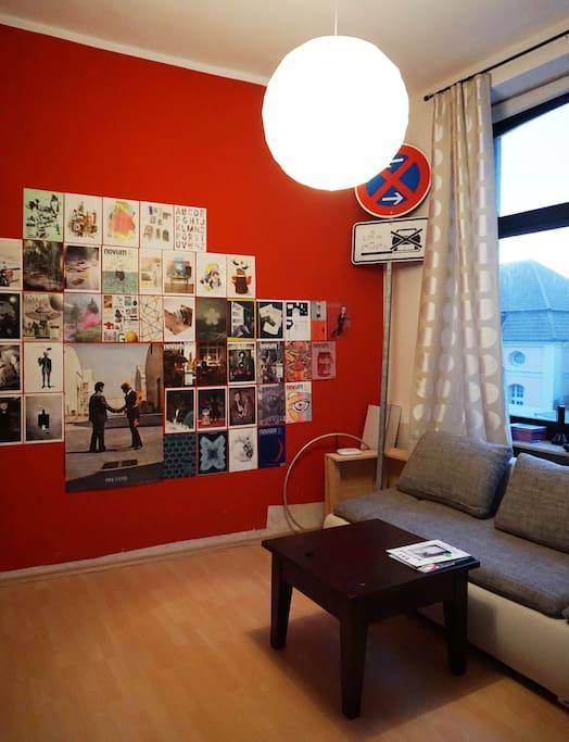 gro es wg zimmer in zentraler lage wohnungen zur miete in hannover niedersachsen deutschland. Black Bedroom Furniture Sets. Home Design Ideas