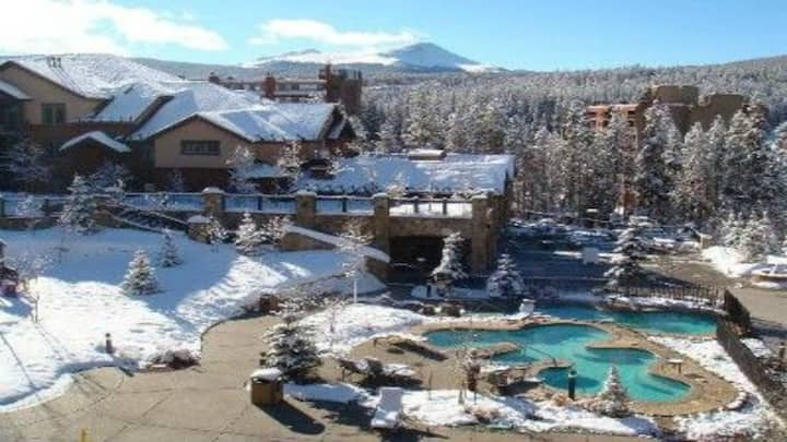 Rental week on the slopes 12-11/18