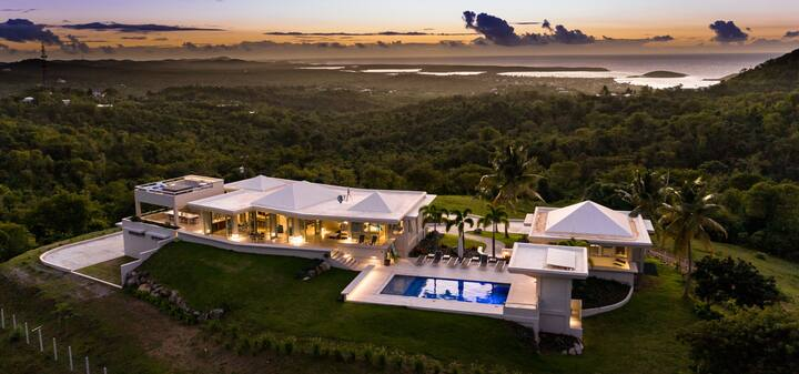 Casa Limones - Luxury hilltop estate