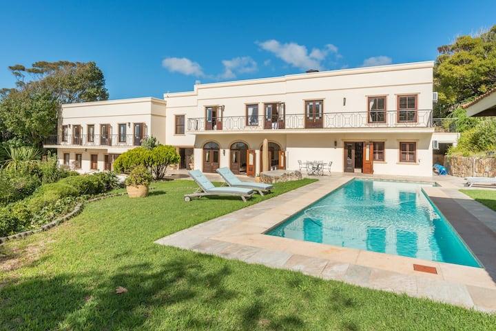Serviced Exclusive Private Constantia Villa