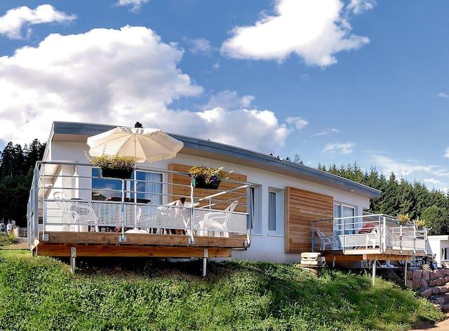 Logement 3 pièces 5 personnes avec terrasse